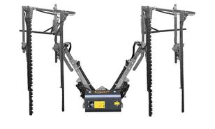new Orizzonti PRO CUT T1000 hedge trimmer