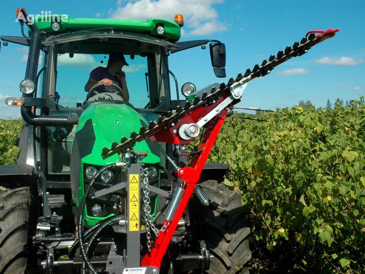 new JAGODA pruning machine/ Mähbalken / Machine Pour L'Élagage FORMER hedge trimmer