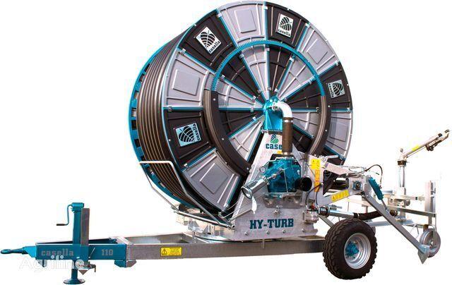new Casella HY-TURB M irrigation machine