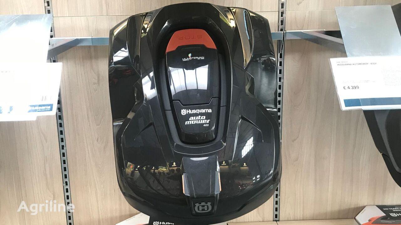 Husqvarna automower 420 lawn mower