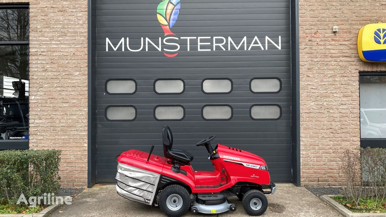 HONDA HF2417 HME lawn tractor
