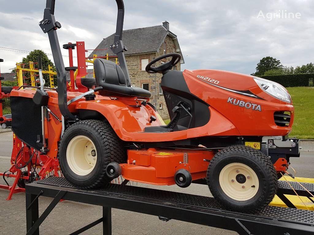 KUBOTA GR 2120 II lawn tractor