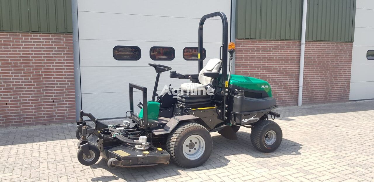 RANSOMES HR300 lawn tractor