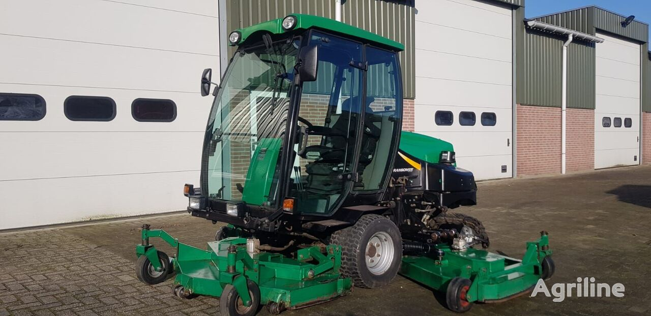 RANSOMES HR6010 lawn tractor