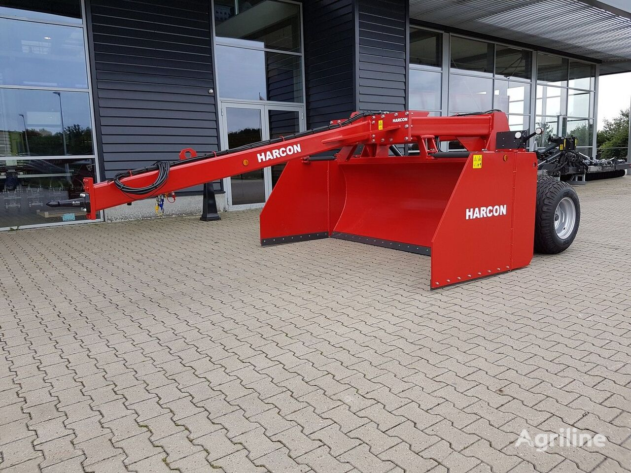 new HARCON KB3000 GIGANT 130 leveller