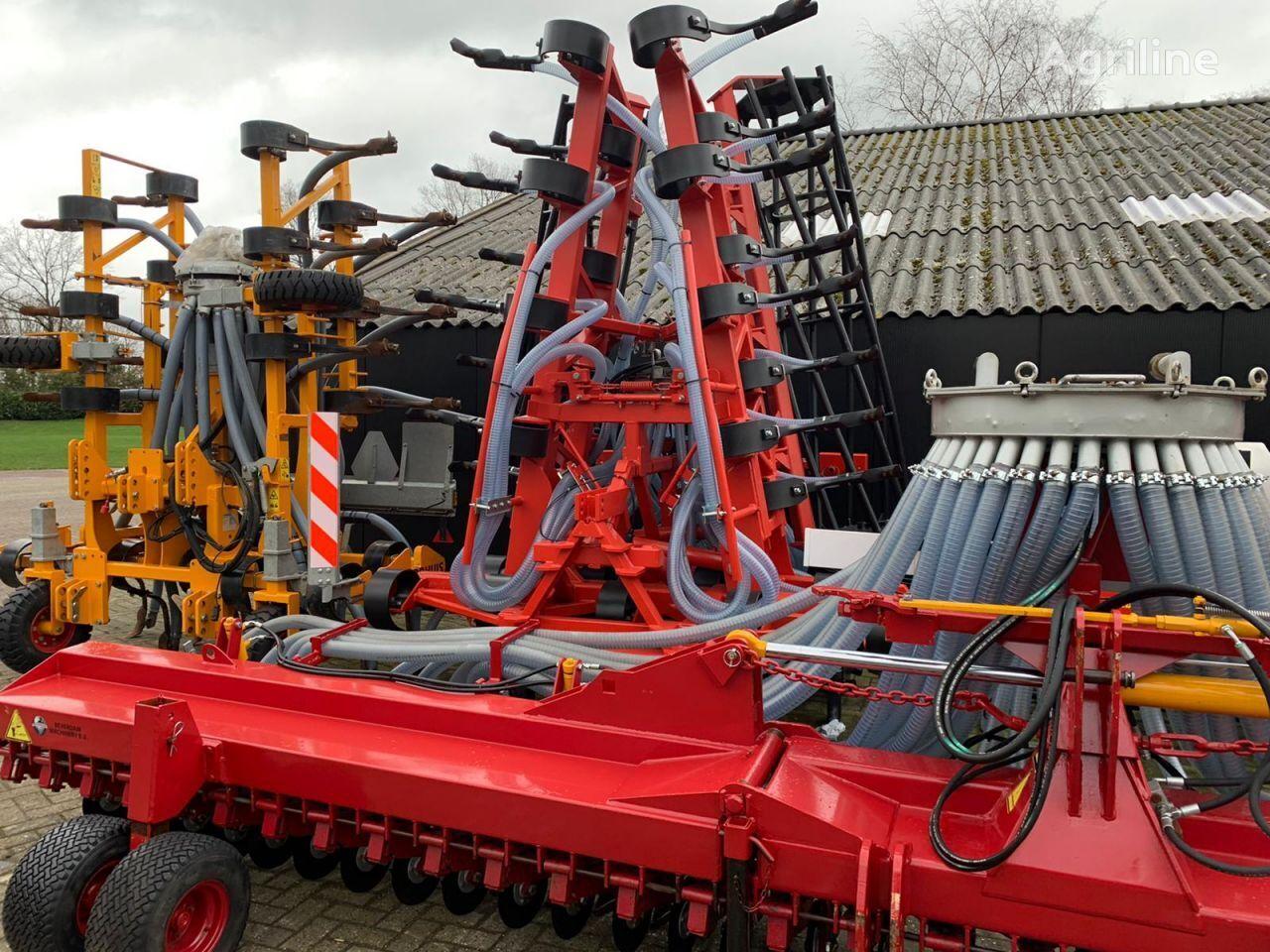 Evers Veenhuis Klaargemaakte Bouwlandbemesters liquid manure spreader