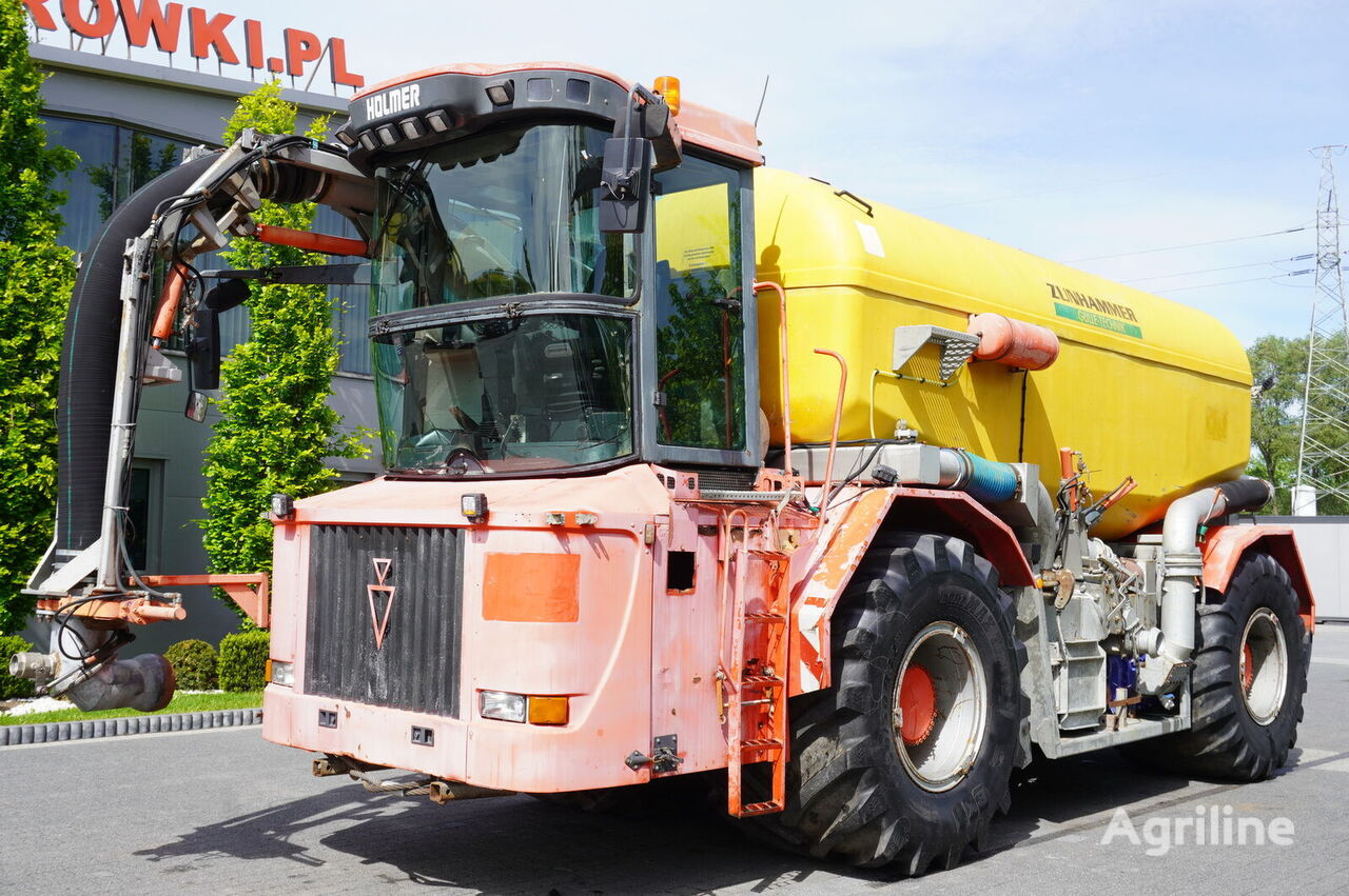 HOLMER Terra Variant 4 , 600 HP , 4x4x4 , ZUHAMMER 21m3 tank  liquid manure spreader