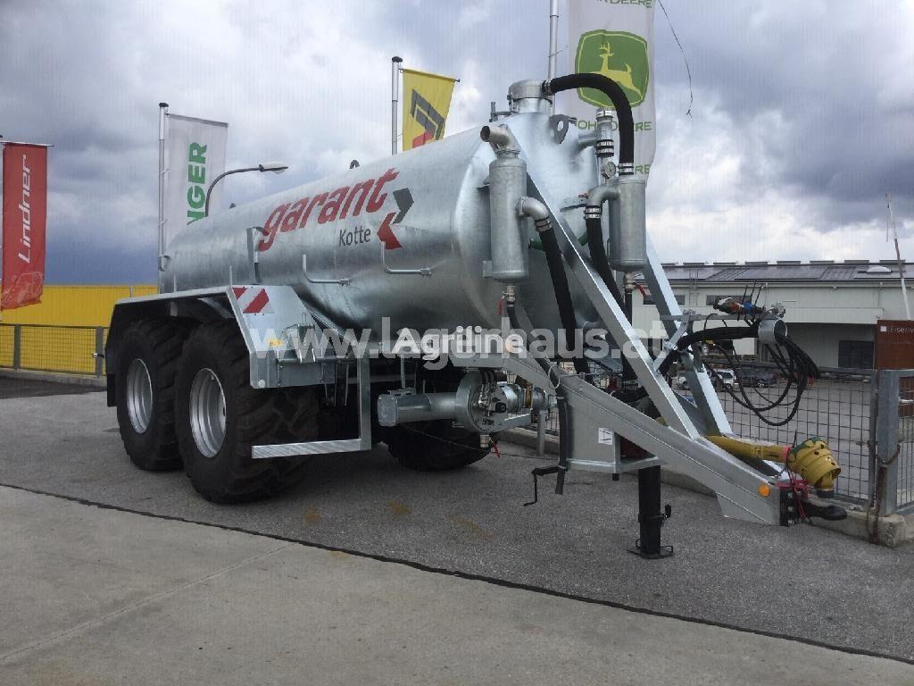 Garant Kotte VT 14.000 liquid manure spreader