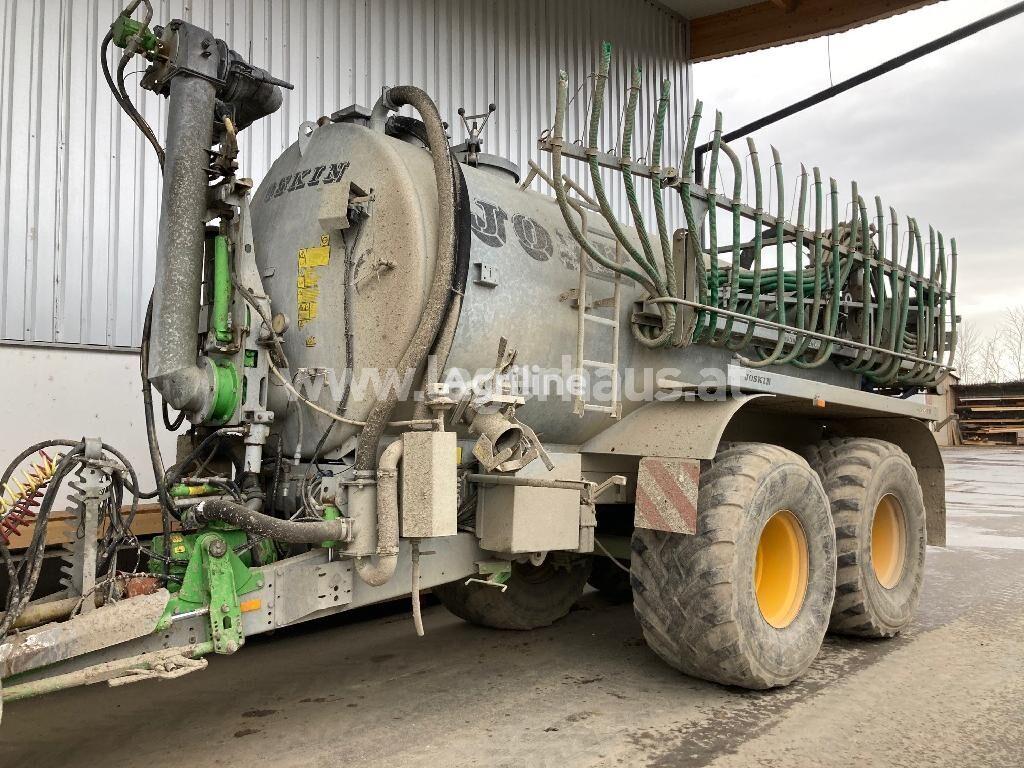 JOSKIN 16000 TS VAKUUMFASS liquid manure spreader