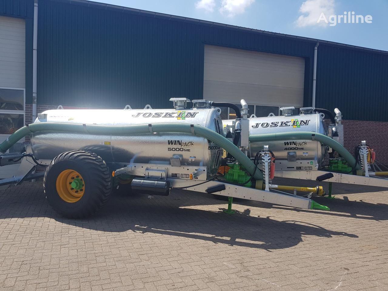 JOSKIN waterwagen MODULO2 5000 ME liquid manure spreader
