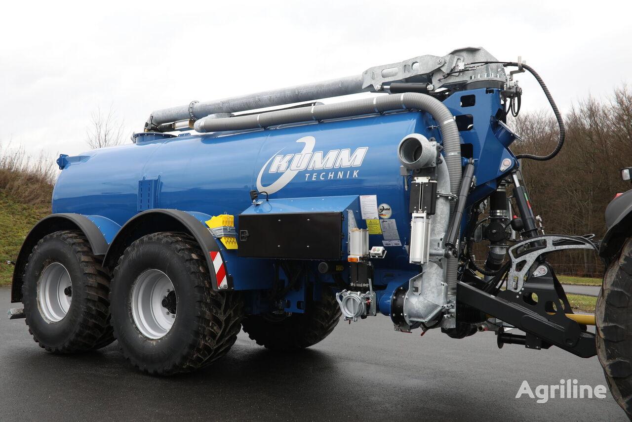 new KUMM KTR 18,5 liquid manure spreader