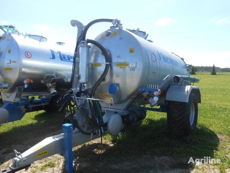 new MEPROZET Güllefässer/ Slurry tank/ Beczkowóz T-528/5 (PN60/3) liquid manure spreader