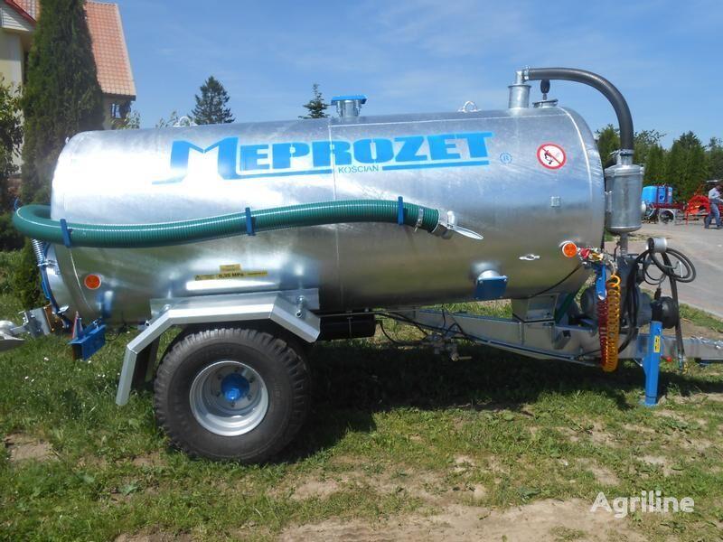 new MEPROZET T-527 (PN-40/2) liquid manure spreader