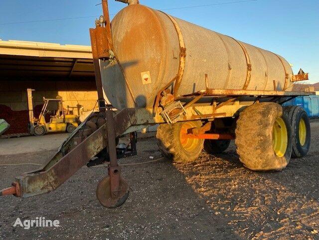STOLL Vidanja Tandem 10000 litri liquid manure spreader