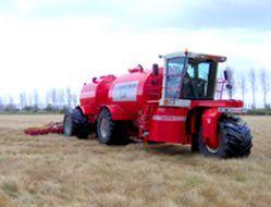 new VERVAET H32XXL liquid manure spreader