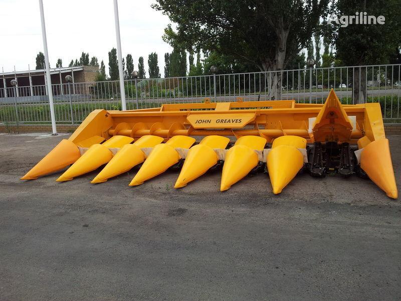 new Zhatka dlya uborki kukuruzy maize header