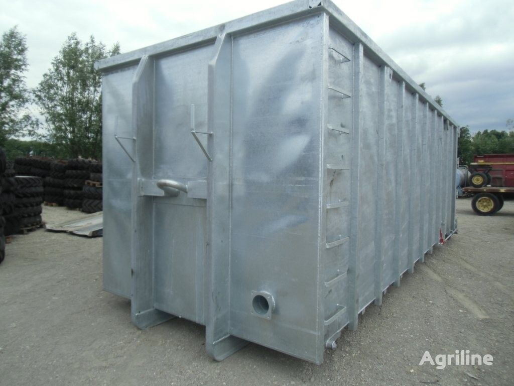 new Haakarm mestcontainer manure container
