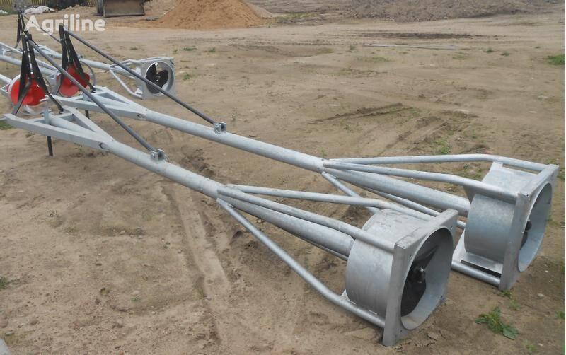 new Metal-Technik Güllemixer /Mieszadło do gnojowicy 4,2 m manure mixer