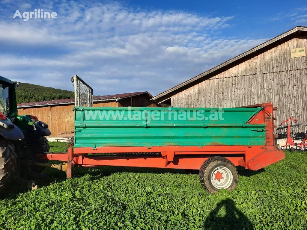 KIRCHNER TRIUMPH 55 manure spreader