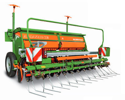 AMAZONE D-9   mechanical seed drill