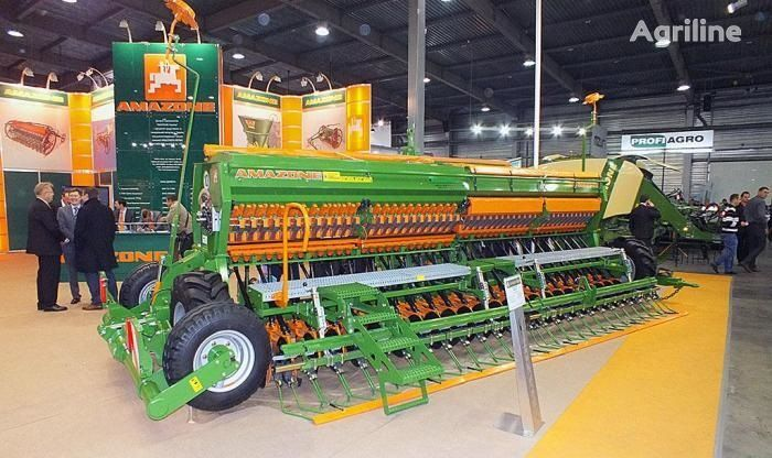 new AMAZONE D9 6000-TC Combi mechanical seed drill