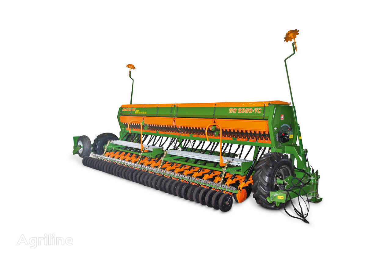 AMAZONE D9-6000 TS, V NALIChII, TORG ! mechanical seed drill