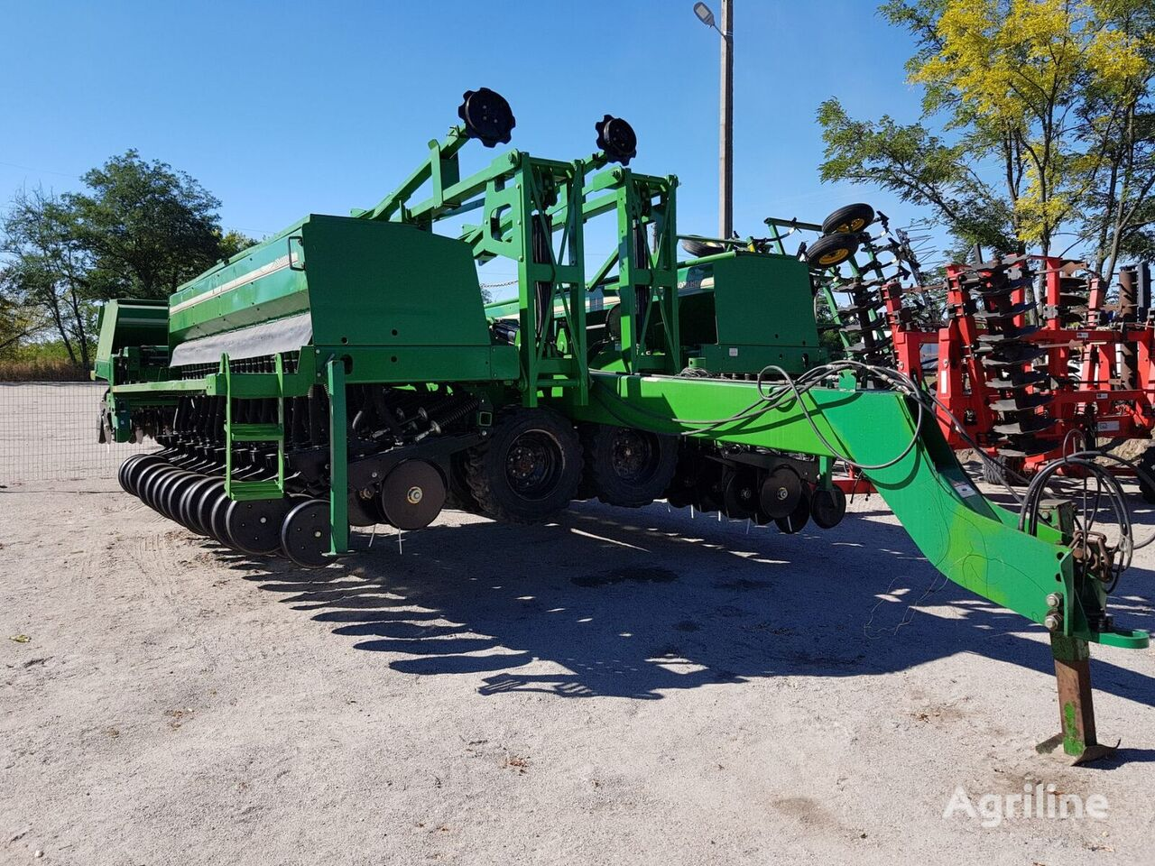 GREAT PLAINS 3S-4000 12 metrov mechanical seed drill