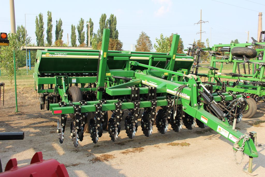 GREAT PLAINS CPH 1500 mechanical seed drill