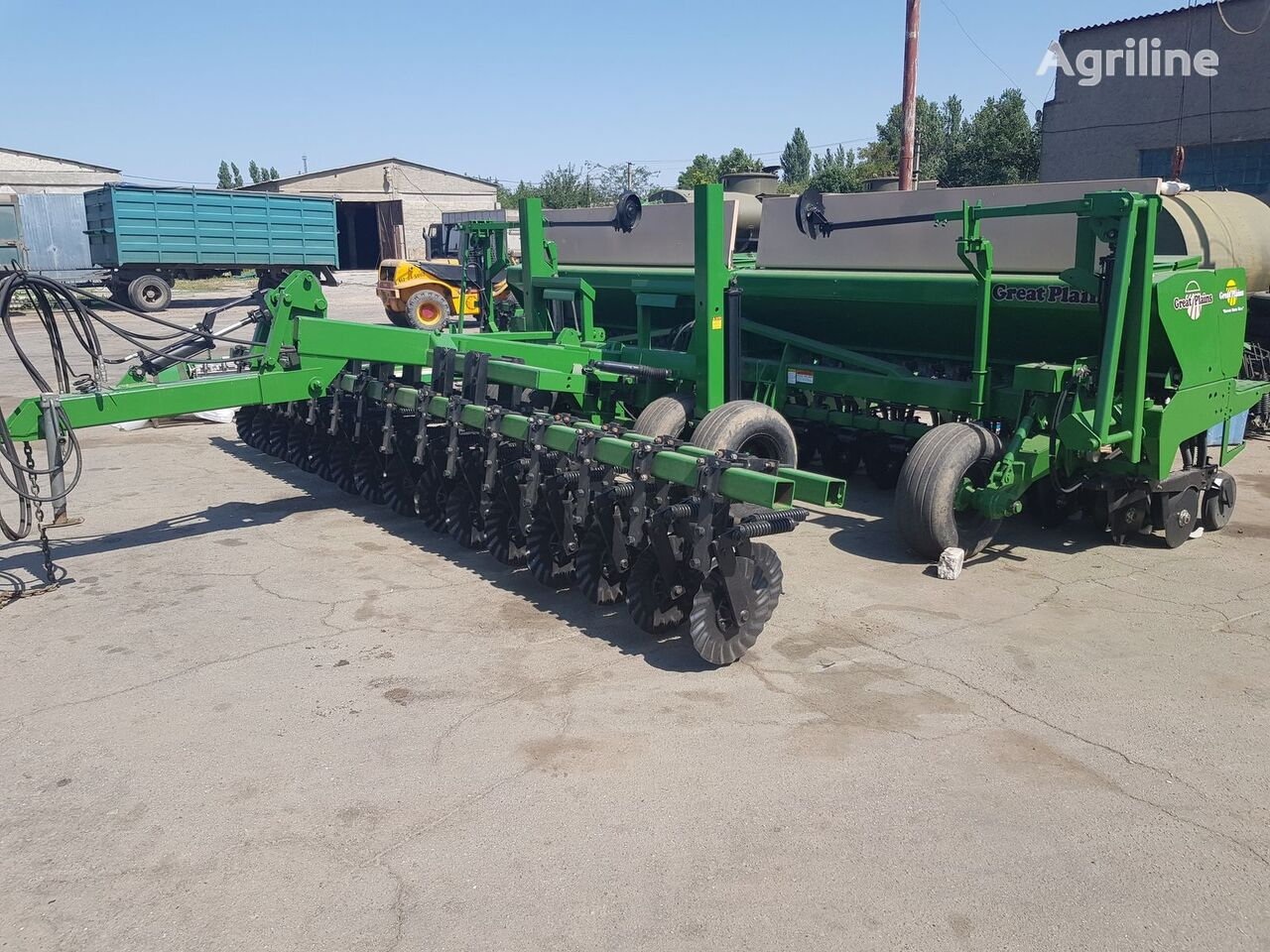GREAT PLAINS CPH 2000 mechanical seed drill