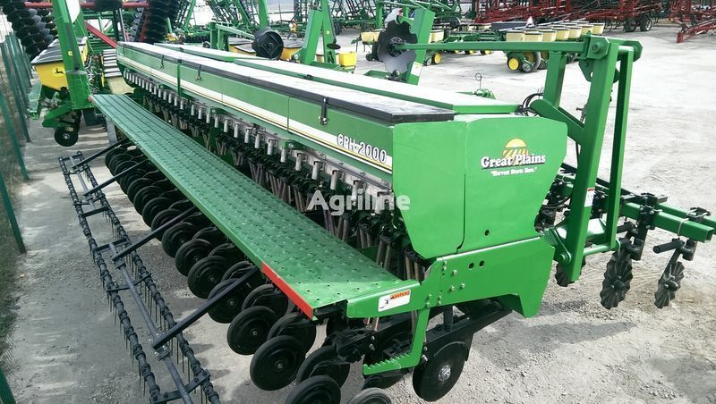 GREAT PLAINS John Deere SUHIE UDOBRENIYa mechanical seed drill