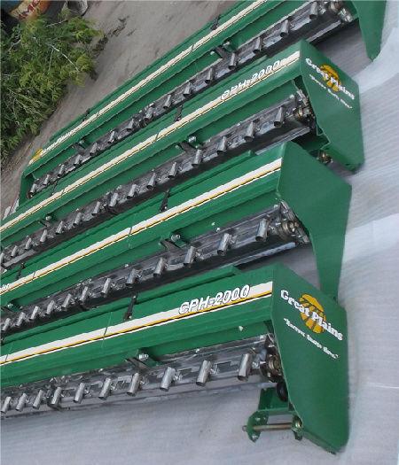 GREAT PLAINS Prisposoblenie dlya vneseniya udobreniy  mechanical seed drill