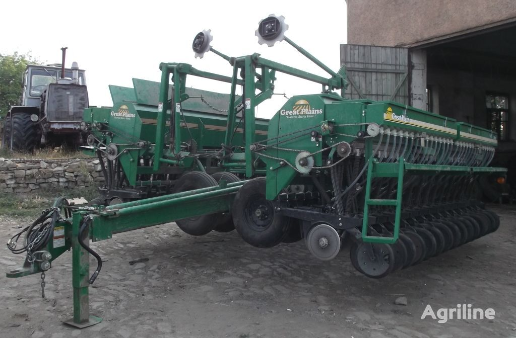 GREAT PLAINS Prisposoblenie dlya vyseva melkih semyan  mechanical seed drill