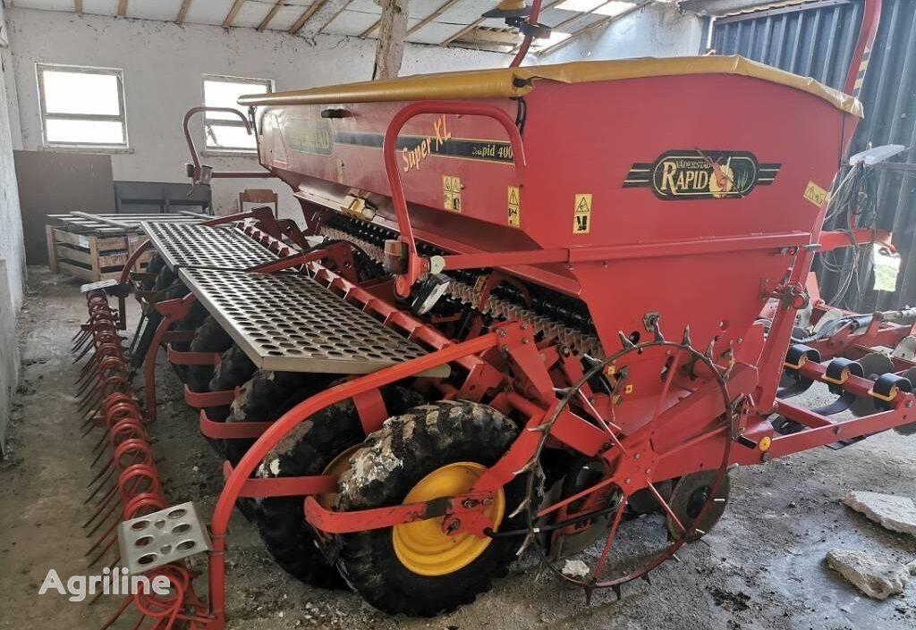 VÄDERSTAD Rapid 400 C mechanical seed drill