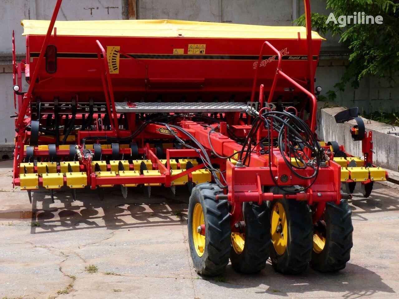 VÄDERSTAD Rapid 400C Super XL mechanical seed drill