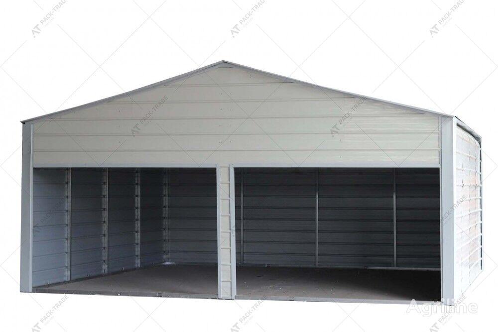 №2163 metal hangar
