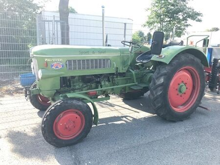 FENDT Favorit  mini tractor