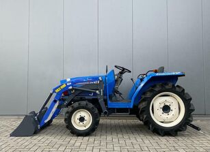 ISEKI TA235F 4wd nwe afkoppelbare voorlader met laadbak mini tractor