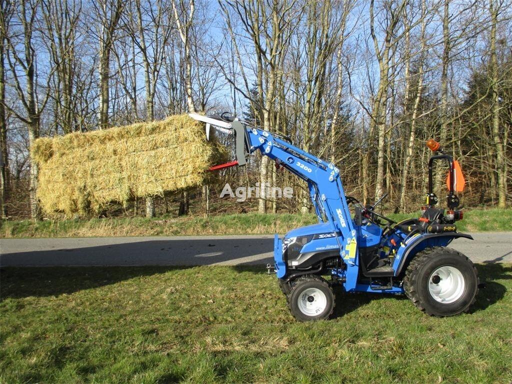new SOLIS 26  mini tractor