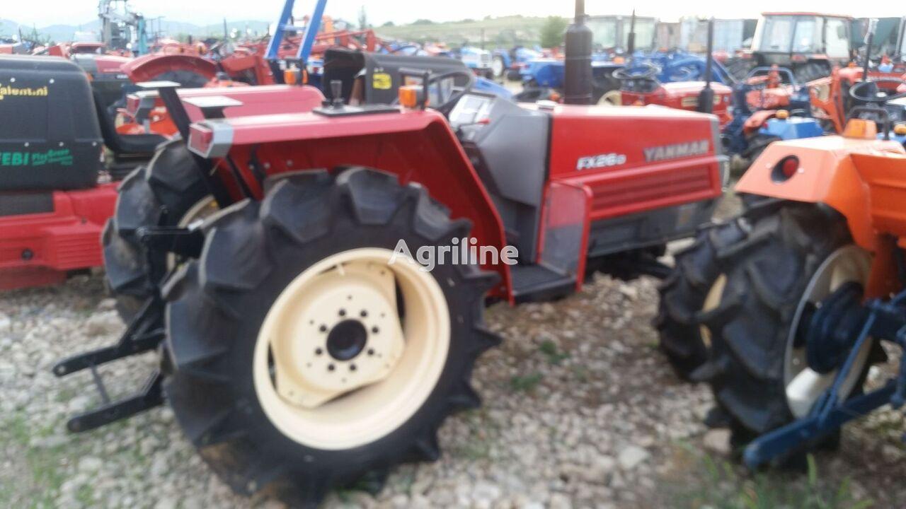 YANMAR FX26D mini tractor