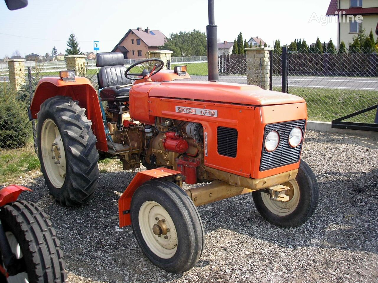 ZETOR 4718, 4911, 5011, 5211 mini tractor