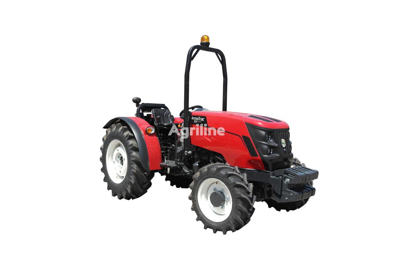 new ARMATRAC 514 FG mini tractor