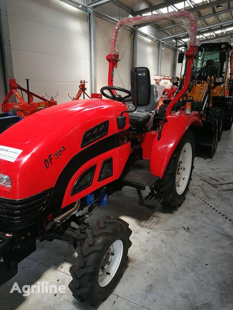 new DF 304 mini tractor