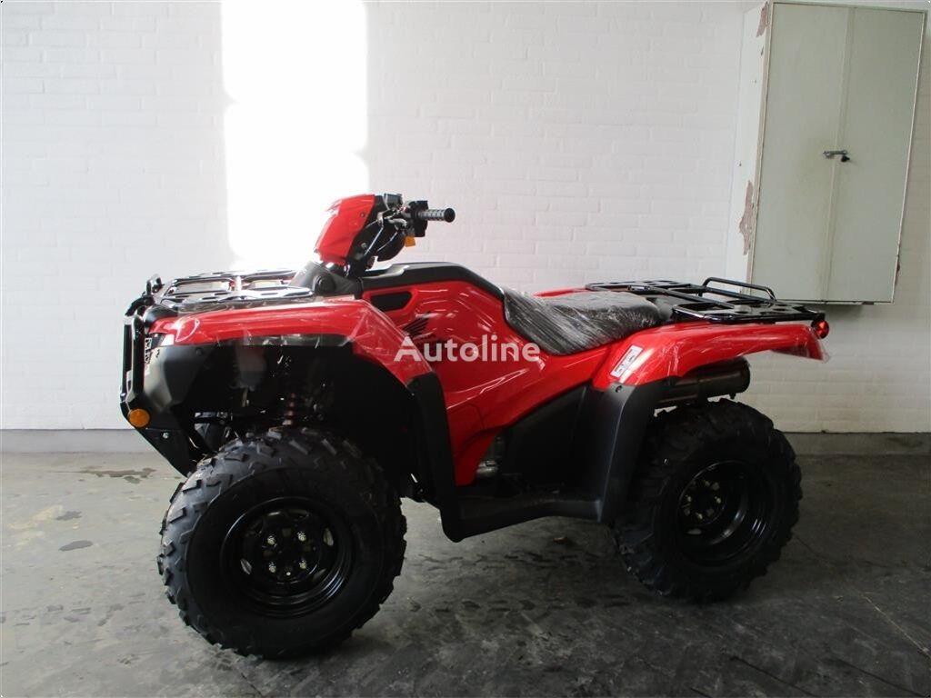 HONDA TRX 500 FE Ring og få et super tilbud mini tractor