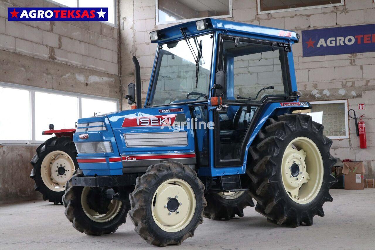 ISEKI TA417F mini tractor