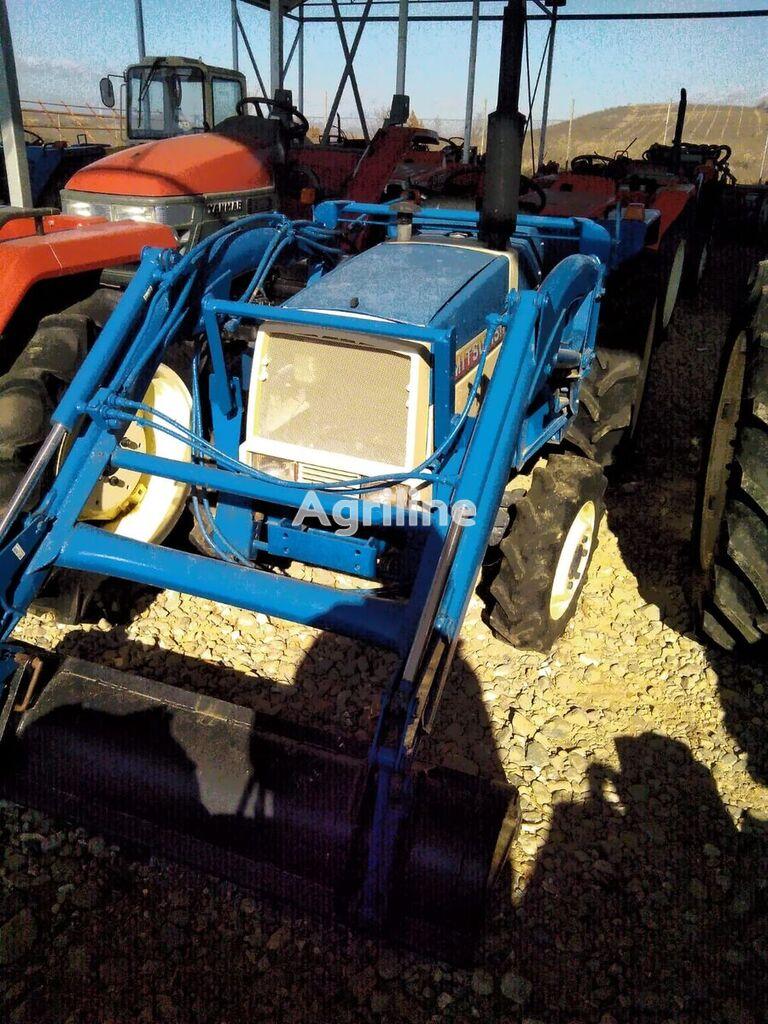 MITSUBISHI MT 25 01 mini tractor