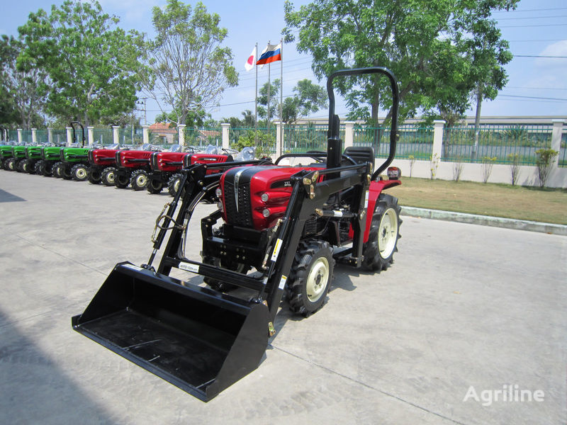 new MITSUBISHI MT180 VST EURO mini tractor