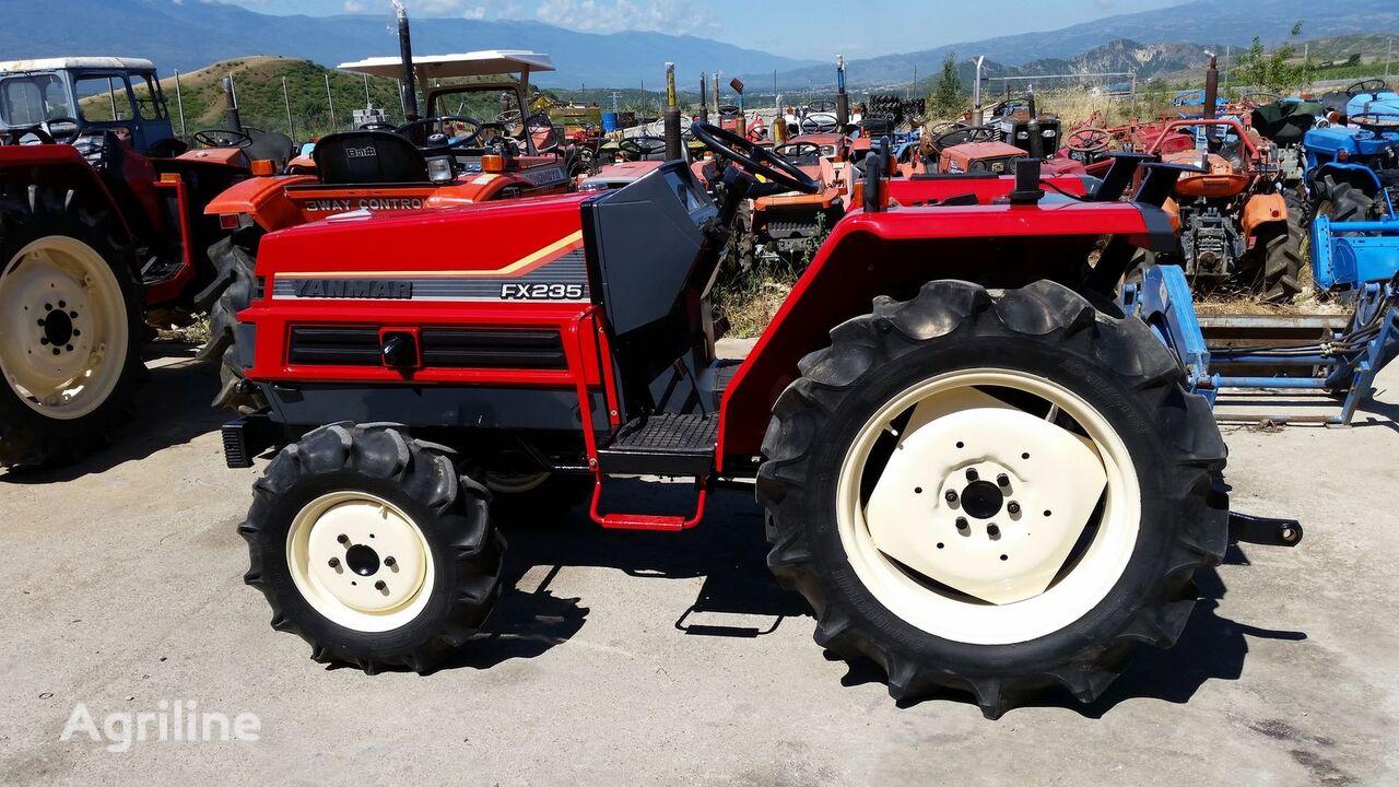 YANMAR FX 235 mini tractor