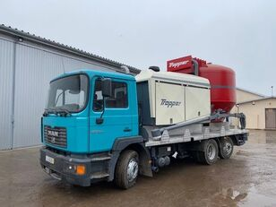 XZ Tropper mobile feed mixer mobile feed mill