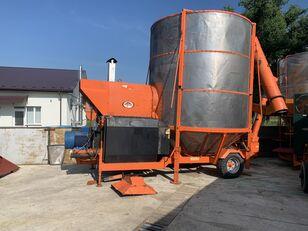 AGREX mobile grain dryer