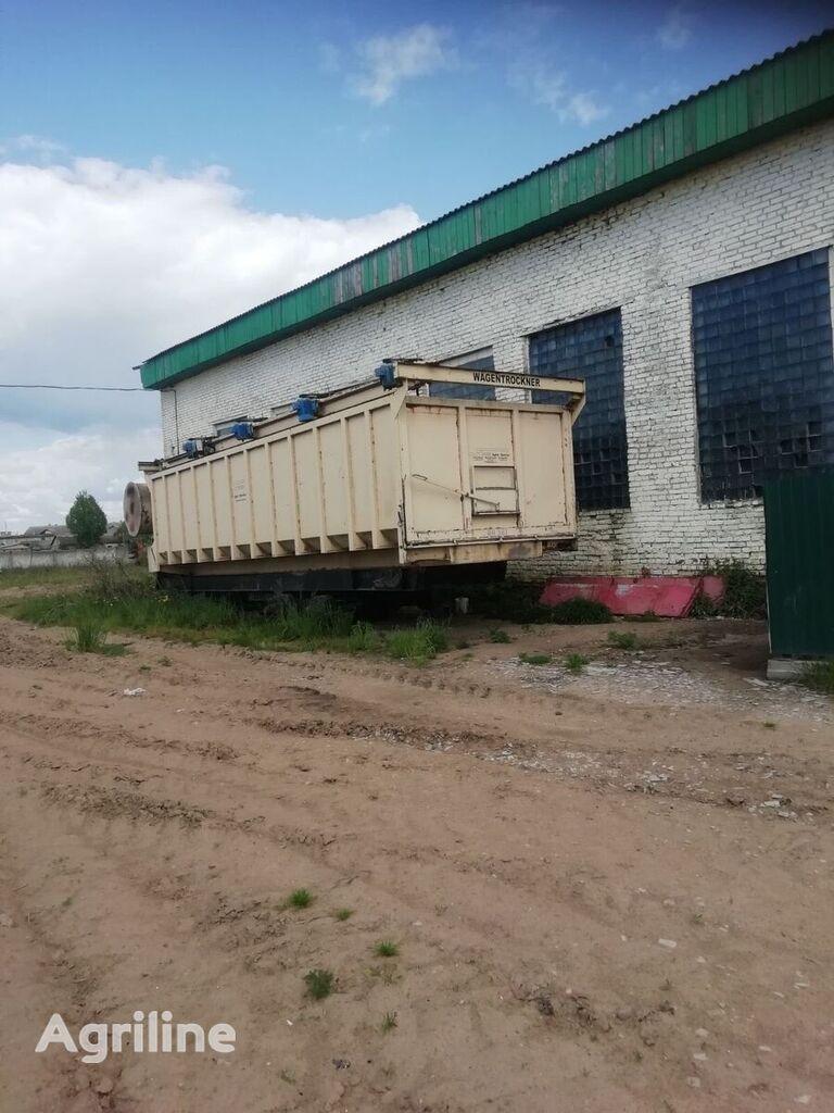 FARREL F25 mobile grain dryer